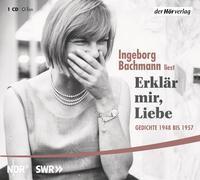 Cover-Bild zu Bachmann, Ingeborg: Erklär mir, Liebe
