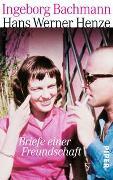 Cover-Bild zu Bachmann, Ingeborg: Briefe einer Freundschaft