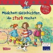 Cover-Bild zu LESEMAUS Sonderbände: Mädchen-Geschichten, die stark machen von Hämmerle, Susa