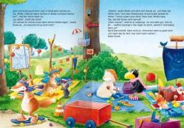Cover-Bild zu Der kleine Rabe Socke: Alles vermurkst! von Moost, Nele