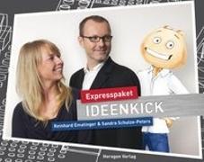 Cover-Bild zu Schulze-Peters, Sandra: Expresspaket Ideenkick