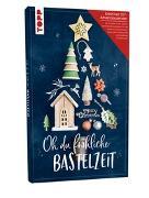 Cover-Bild zu Adventskalender Oh du fröhliche Bastelzeit von Ambrosiewicz, Anna