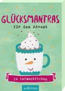 Cover-Bild zu Glücksmantras für den Advent