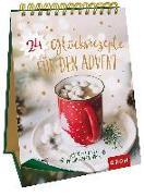 Cover-Bild zu 24 Glücksrezepte für den Advent von Groh Redaktionsteam (Hrsg.)