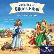 Cover-Bild zu Neubauer, Annette: Meine allererste Bilder-Bibel - Geschichten von Jesus