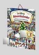 Cover-Bild zu Loewe Weihnachten (Hrsg.): Leselöwen - Adventskalender