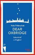 Cover-Bild zu Pollatschek, Nele: Dear Oxbridge