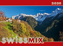 Cover-Bild zu Cal. Swiss Mix Ft. 31,5x23 2020