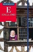 Cover-Bild zu Baedeker Reiseführer England