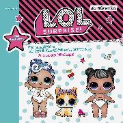 Cover-Bild zu Kalengula, Catherine: L.O.L. Surprise - Feriengeschichten mit Captain B.B., Lil Sailor Q.T. und Merkitty (Audio Download)