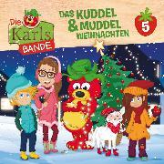 Cover-Bild zu Disselhoff, Johannes: Die Karls-Bande - Folge 5: Das Kuddel & Muddel Weihnachten (Audio Download)