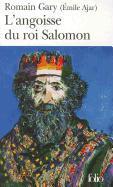 Cover-Bild zu Gary, Romain: Angoisse Du Roi Salomon