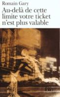 Cover-Bild zu Gary, Romain: Au Dela de Cette Limite