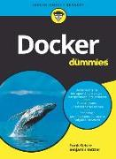 Cover-Bild zu Geisler, Frank: Docker für Dummies