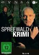 Cover-Bild zu Kirchner, Thomas Kirchner Thomas Kirchner Thomas: Spreewaldkrimi