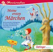 Cover-Bild zu Knefel, Anke: Meine ersten Märchen