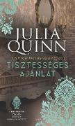 Cover-Bild zu Quinn, Julia: Tisztességes ajánlat (eBook)