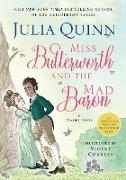 Cover-Bild zu Quinn, Julia: Miss Butterworth and the Mad Baron (eBook)