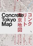Cover-Bild zu Pollock, Naomi (Hrsg.): Concrete Tokyo Map