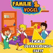 Cover-Bild zu Vogel, Familie: Emmas Übernachtungsparty (Audio Download)