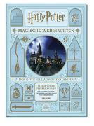 Cover-Bild zu Aus den Filmen zu Harry Potter: Magische Weihnachten - Der offizielle Adventskalender