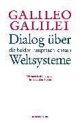 Cover-Bild zu Galilei, Galileio: Dialog über die beiden hauptsächlichsten Weltsysteme (eBook)
