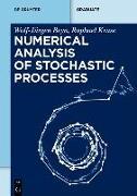 Cover-Bild zu Numerical Analysis of Stochastic Processes (eBook) von Beyn, Wolf-Jürgen