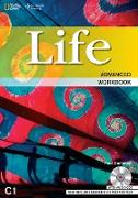 Cover-Bild zu Life Advanced: Workbook with Key and Audio CD