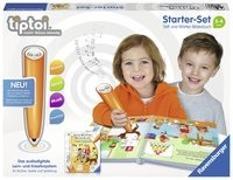 Cover-Bild zu tiptoi® Starter-Set Mein Wörter-Bilderbuch Unser Zuhause