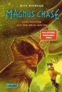 Cover-Bild zu Magnus Chase 4: Geschichten aus den neun Welten von Riordan, Rick