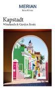 Cover-Bild zu MERIAN Reiseführer Kapstadt mit Winelands & Garden Route von Vartan, Sandra