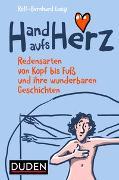 Cover-Bild zu Hand aufs Herz von Essig, Rolf-Bernhard