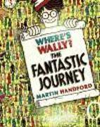 Cover-Bild zu Handford, Martin: Where's Wally? The Fantastic Journey