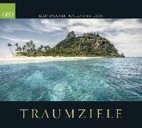 Cover-Bild zu GEO SPECIAL: Traumziele 2021 - Wand-Kalender - Reise-Kalender - Poster-Kalender - 50x45 von Gruner+Jahr