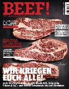 Cover-Bild zu BEEF! Nr. 59 (5/2020) von Gruner+Jahr GmbH (Hrsg.)