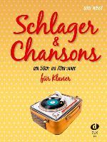 Cover-Bild zu Schlager & Chansons der 50er- bis 70er- Jahre von Weiss, Susi (Komponist)