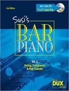 Cover-Bild zu Susi's Bar Piano 6. Besetzung: Klavier zu 2 Händen + CD von Weiss, Susi (Komponist)