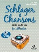 Cover-Bild zu Schlager & Chansons der 50er- bis 70er- Jahre. Mit MP3-CD von Weiss, Susi (Komponist)