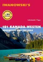 Cover-Bild zu 101 Kanada-Westen von Auer, Kerstin