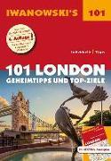 Cover-Bild zu 101 London - Reiseführer von Iwanowski von Nielitz-Hart, Lilly