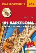 Cover-Bild zu 101 Barcelona von Sommer, Katharina