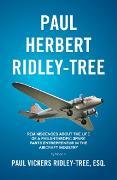 Cover-Bild zu Ridley-Tree ESQ., Paul Vickers: Paul Herbert Ridley-Tree (eBook)