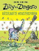 Cover-Bild zu Paul, Korky: Zilly und Zingaro. Rätselhafte Monsterspuren