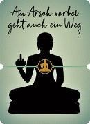 Cover-Bild zu Am Arsch vorbei geht auch ein Weg - Halskette von riva Verlag