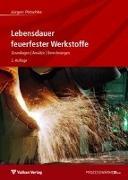 Cover-Bild zu Lebensdauer feuerfester Werkstoffe von Pötschke, Jürgen