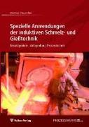 Cover-Bild zu Spezielle Anwendungen der induktiven Schmelz- und Gießtechnik (eBook) von Trauzeddel, Dietmar