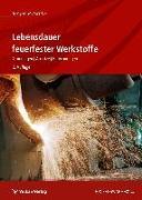 Cover-Bild zu Lebensdauer feuerfester Werkstoffe (eBook) von Pötschke, Jürgen