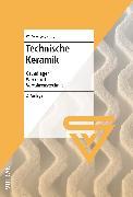 Cover-Bild zu Technische Keramik (eBook) von Kollenberg, Wolfgang (Hrsg.)