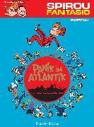 Cover-Bild zu Panik im Atlantik von Trondheim, Lewis