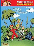 Cover-Bild zu Spirou bei den Pygmäen von Franquin, André